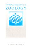 Cover Netherlands Journal of Zoology