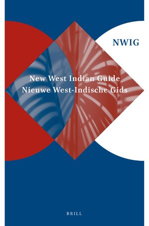 Cover New West Indian Guide / Nieuwe West-Indische Gids