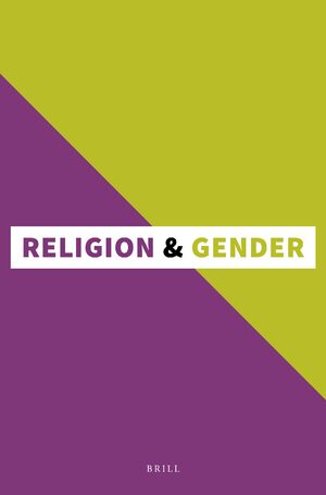 Cover Religion and Gender