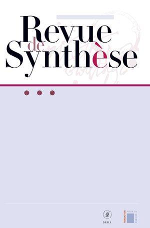 Revue De Synthese Brill