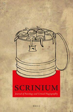 Cover Scrinium