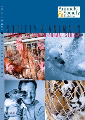 Cover Society & Animals