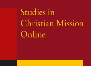 Cover Studies in Christian Mission Online