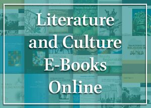 Cover Literature and Cultural Studies E-Books Online, Collection 2012
