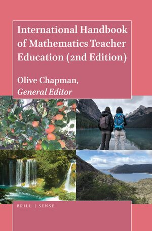Cover International Handbook of Mathematics Teacher Education (2nd Edition) HB Set: Volumes 1-4
