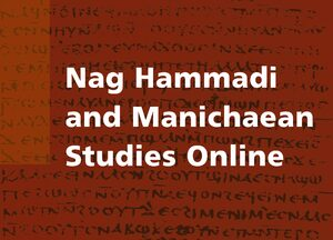 Cover Nag Hammadi and Manichaean Studies Online
