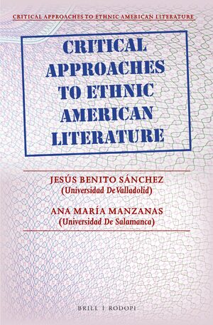 Cover Critical Approaches to Ethnic American Literature