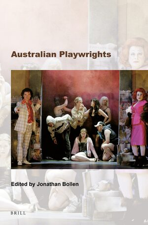 Cover Australian Playwrights