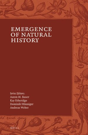 Cover Emergence of Natural History
