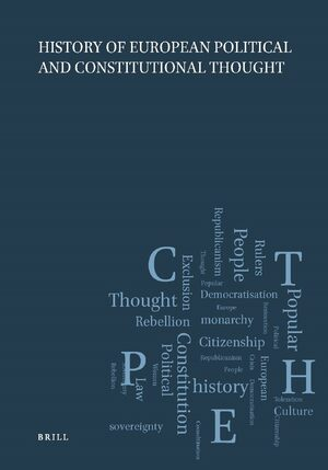 Cover History of European Political and Constitutional Thought