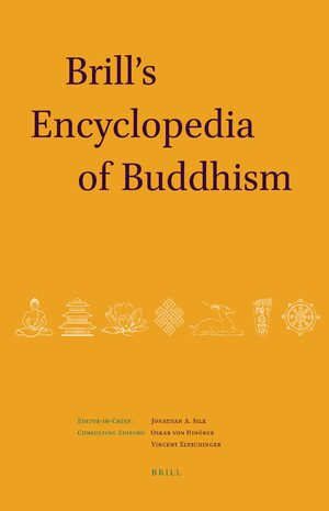 Cover Brill's Encyclopedia of Buddhism