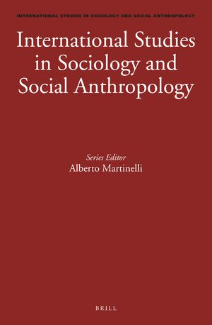 Cover International Studies in Sociology and Social Anthropology