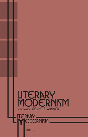 Cover Literary Modernism