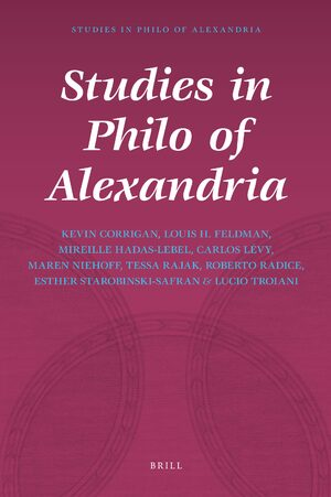 Cover Studies in Philo of Alexandria