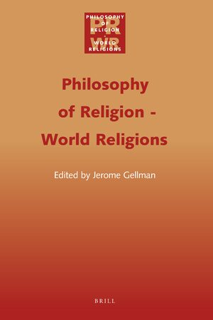 Cover Philosophy of Religion - World Religions
