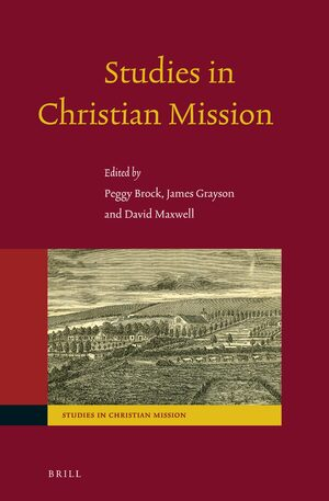 Cover Studies in Christian Mission