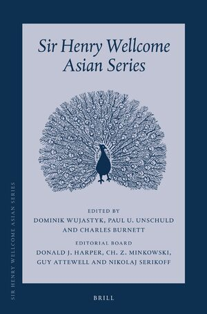 Cover Sir Henry Wellcome Asian Series