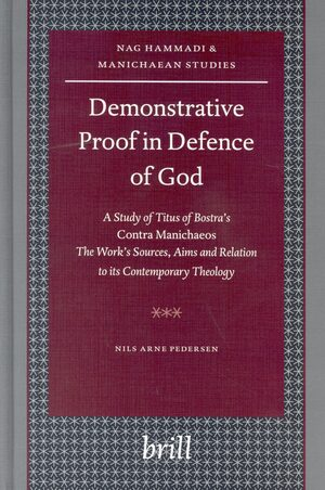 Cover Demonstrative Proof in Defence of God