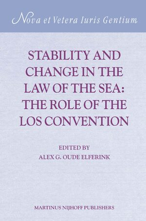 Cover Stability and Change in the Law of the Sea: The Role of the LOS Convention