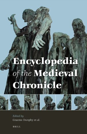 Cover Encyclopedia of the Medieval Chronicle (2 vols.)
