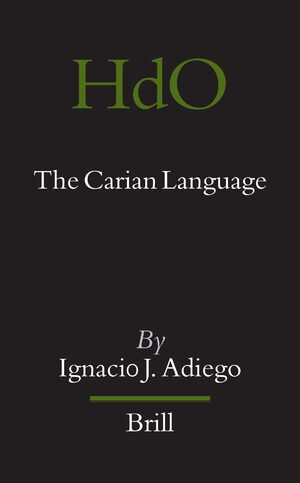 Cover The Carian Language