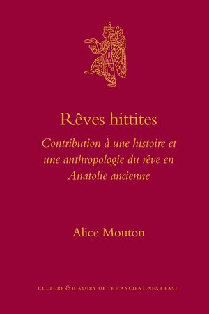 Cover Rêves hittites