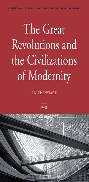 Cover The Great Revolutions and the Civilizations of Modernity