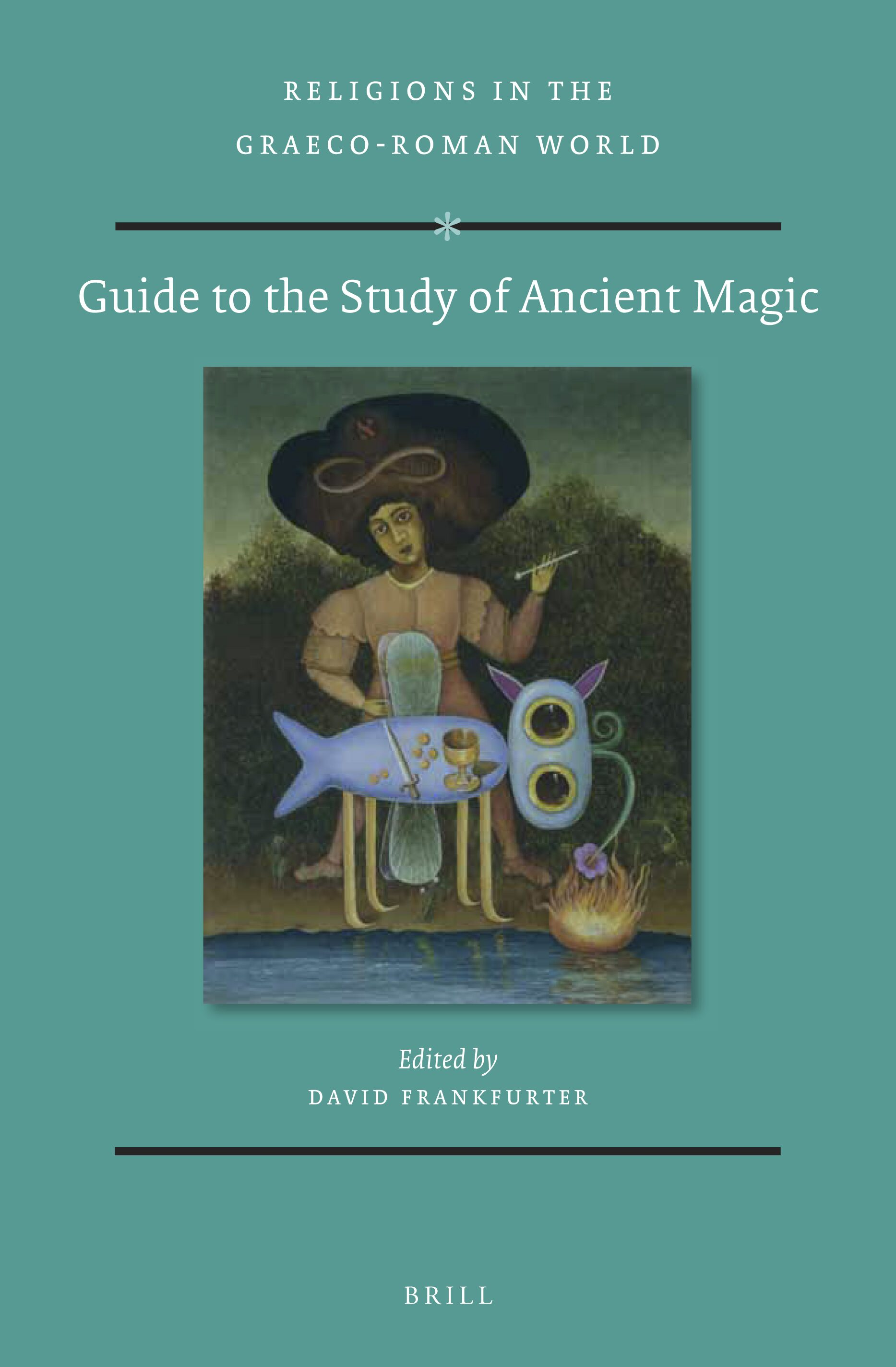 Guide to the Study of Ancient Magic Cover