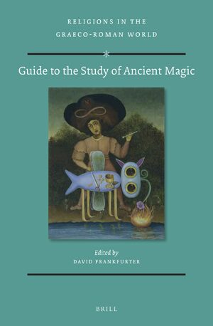 Cover Guide to the Study of Ancient Magic