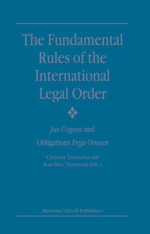 Cover The Fundamental Rules of the International Legal Order