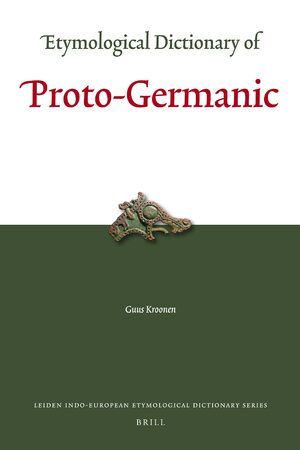 Cover Etymological Dictionary of Proto-Germanic