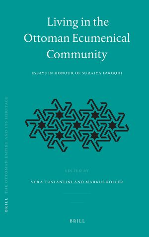 Cover Living in the Ottoman Ecumenical Community