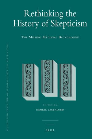 Cover Rethinking the History of Skepticism