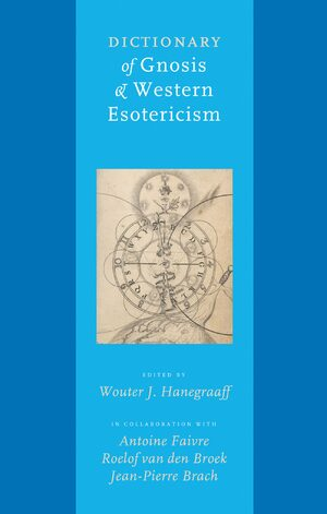 Cover Dictionary of Gnosis & Western Esotericism