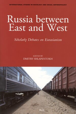 Cover Russia between East and West
