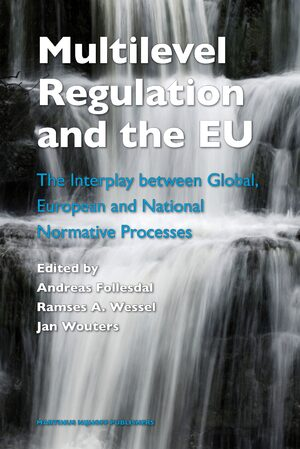 Cover Multilevel Regulation and the EU