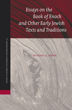 Cover Essays on the Book of Enoch and Other Early Jewish Texts and Traditions
