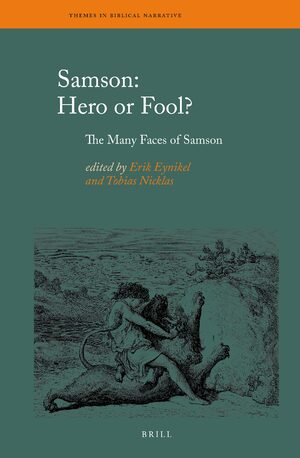 Cover Samson: Hero or Fool?
