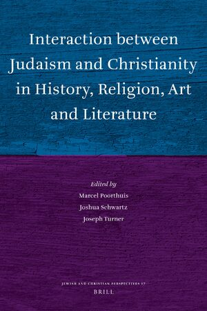 Cover Interaction between Judaism and Christianity in History, Religion, Art and Literature