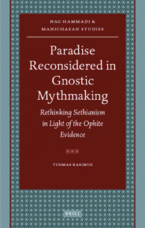 Cover Paradise Reconsidered in Gnostic Mythmaking