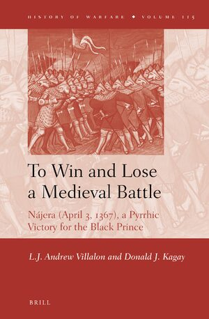 Cover To Win and Lose a Medieval Battle