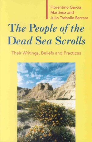 Cover The People of the Dead Sea Scrolls