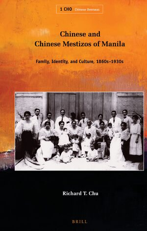 Cover Chinese and Chinese Mestizos of Manila