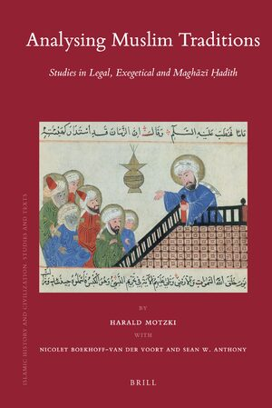 Cover Analysing Muslim Traditions