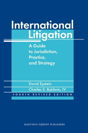 Cover International Litigation