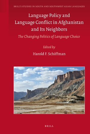 Cover Language Policy and Language Conflict in Afghanistan and Its Neighbors