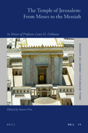 Cover The Temple of Jerusalem: From Moses to the Messiah