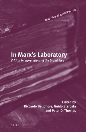Cover In Marx's Laboratory