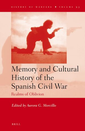 Cover Memory and Cultural History of the Spanish Civil War