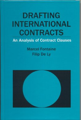 Cover Drafting International Contracts